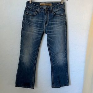 Rock & Roll Double Barrel Relaxed Bootcut Jeans